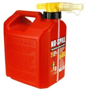 No-Spill Gas Can LP #2300G