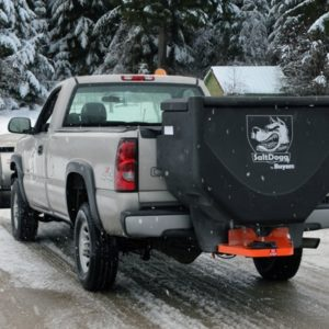 Salt Dogg Tailgate Spreader LP #36006